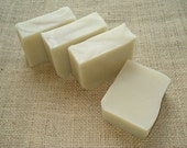 Peppermint Soap / essential oil soap / natural soap / cold process soap - all natural and handmade in CT. Mint soap, small batch handcrafted