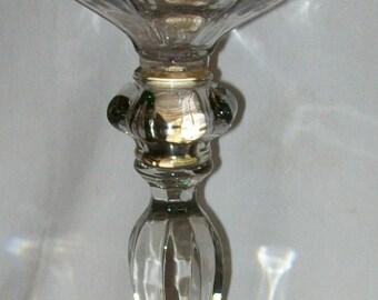 Fostoria Oil Lamp