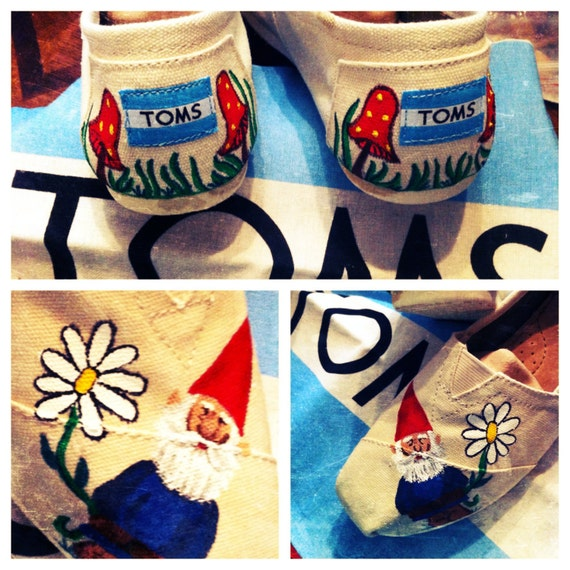 Custom Made Toms Shoes For Sale
