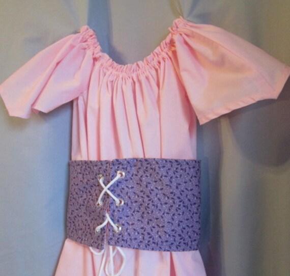 Girl's Renaissance Princess Outfit