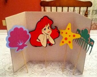 Cute Mermaid Centerpiece