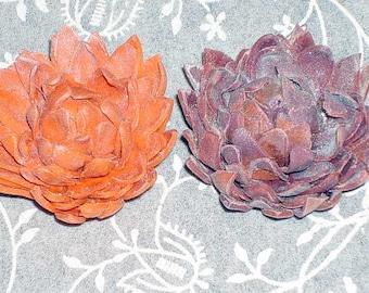 Gumpaste Chrysanthemum Mums