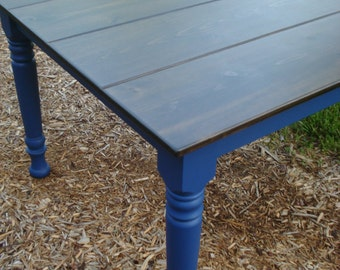 Painted Farm Tables, KitchenTable, Dining Table