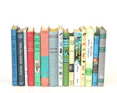 Kids Bookshelf Collection Home Decor TREASURY ITEM
