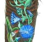 CUSTOM Hummingbird Feather Order for June V.