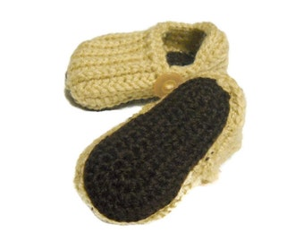 Custom Made Child Loafer/Clog Slippers