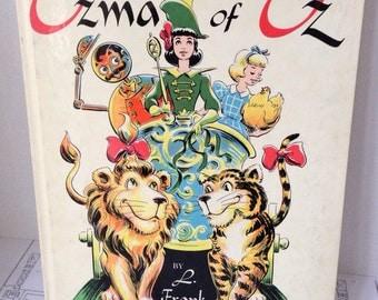 Ozma of Oz by L. Frank Baum - 1961