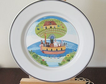 Villeroy and Boch design Naif  Laplau 2 Noah's Ark