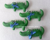 Party Favor - Alligators - Set of 6