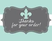Custom Order Mallard Duck Tags