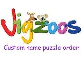 Custom listing - Ela name puzzle