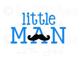 Little Man One Piece/Bodysuit