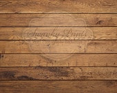 5ft x 3ft Vinyl Photography Backdrop / Raw Wood / HORIZONTAL