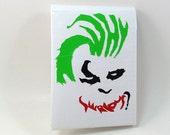 Batman Dark Knight Joker Why So Serious Duct Tape Wallet