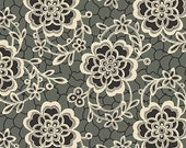 Andover - Downton Abbey by Kath Hall - The Dowagers Lace in Ebony