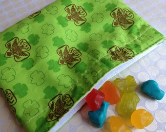Girl Scouts Snack Bag