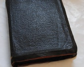 1930's Bible inscribed 1937 Christmas