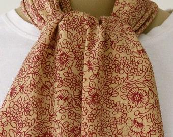 Soft Silk Scarf