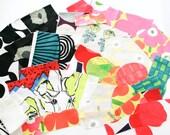 Stash Builder-  Marimekko,Designer  Scandinavian prints, Ready-to-Ship