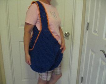 Mult Purpose Crocheted Tote