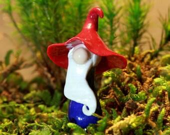 Mini Garden Gnome- Custom Made