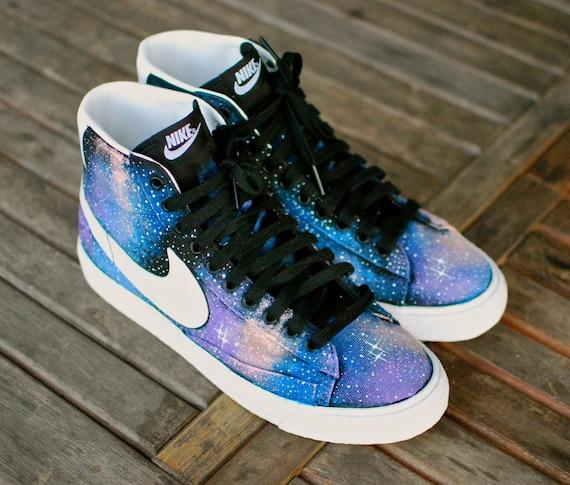 Scarpe Nike Blazer Con Brillantini