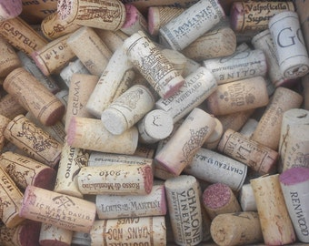 150  All Real Cork Wine Corks