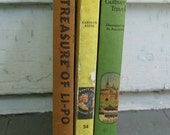 Collection of Tri-Color Vintage Books - AnnaMaeVintage