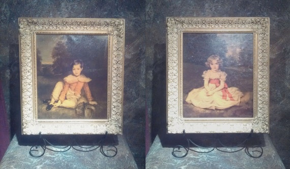 Little Princess Amp Lord Seaham Oil Painting Reproduction