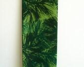 Marimekko Mänti / green pine Christmas evergreen nature holiday / fabric craft supply