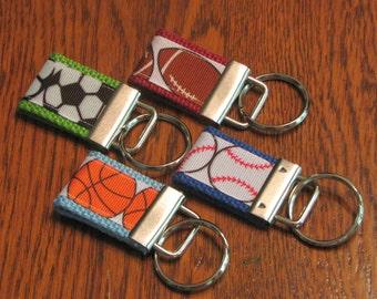 Sports Mini Key Fob