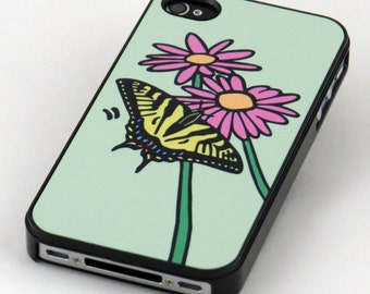 Tiger Swallowtail Butterfly iPhone 5/5S Case - 50% off iPhone 5/5S case Sale