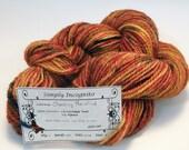 """Alpaca/Corriedale yarn """"Chasing The Wind"""""""