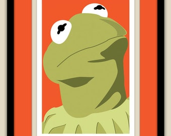 The Muppets - Kermit the Frog