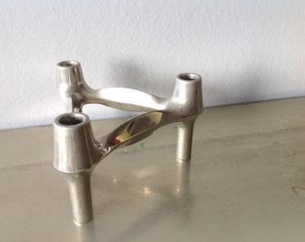 1 Mid-Century Modern Candleholder