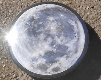 "Moon 1.25"" Pinback Button"