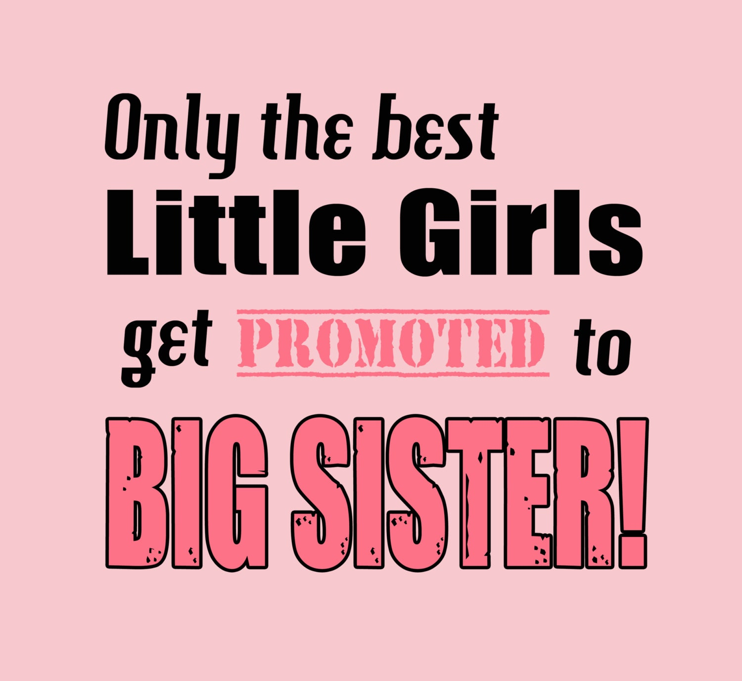 Quotes About Big Brothers And Little Sisters: Big Sister Shirt Sibling One Piece New Sister By
