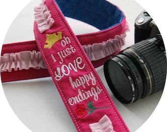 Aurora Sleeping Beauty DSLR SLR Camera Strap