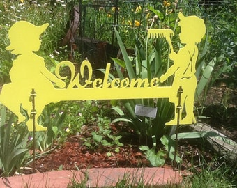 Welcome Little Gardeners