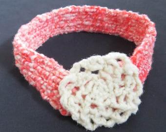 Headband made of Babydoll Southdown Wool