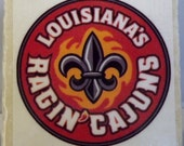 Louisiana Ragin Cajuns Coaster