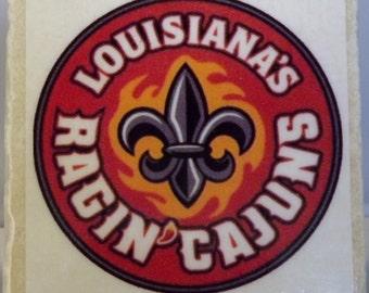 Louisiana Ragin Cajuns Coaster