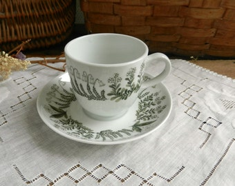 Vintage Arabia Polaris Demitasse Tea/Coffee/Espresso Cup, Made in Finland