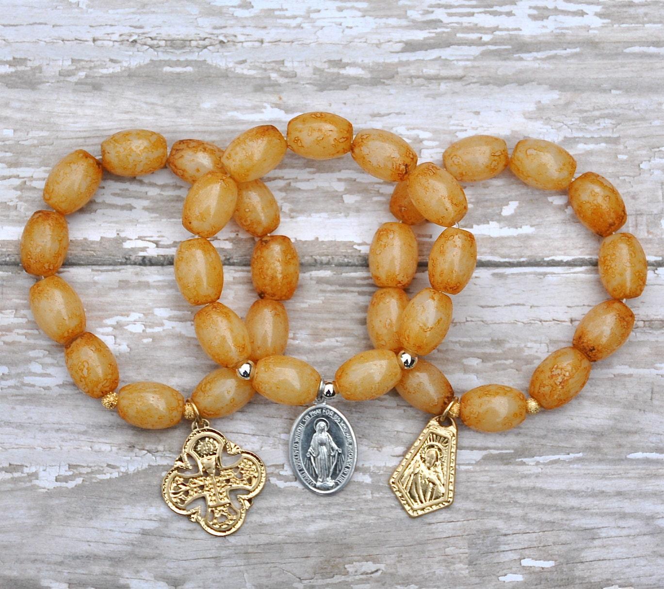 Christian Charm Bracelets: Chandeliers & Pendant Lights