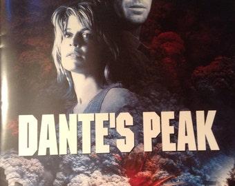 Dante's Peak movie press kit.