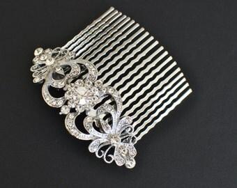 Ready To Ship - hair comb, wedding hair comb, bridal hair accessories, wedding hair