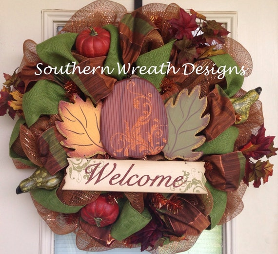 fall harvest welcome - photo #20