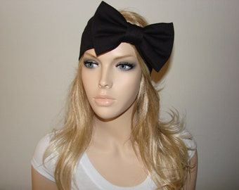 Popular Items For Big Bow Headband On Etsy