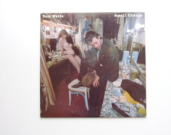 Small Change LP by Tom Waits