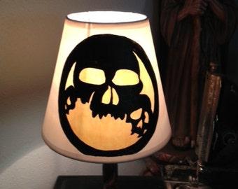 Skeleton Lampshade